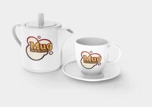 Free PSD Various Mug Mockups