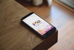Phone Mockup – Download Free PSD
