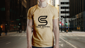 T-Shirt Mockup – Freebie Mockups