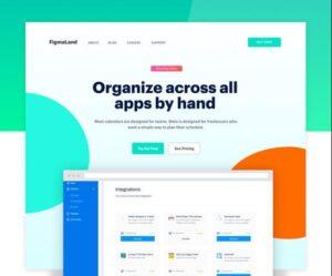 5 Creative Header Free UI Kit