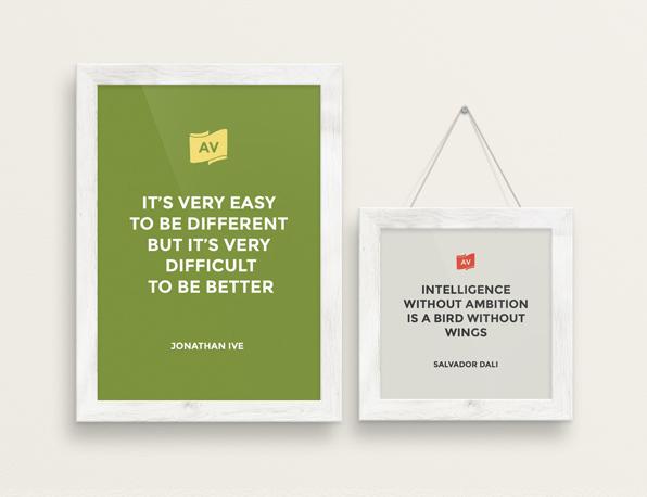 2 Frame Poster Free Mockups (PSD)