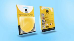 Blister Pack Packaging Free Mockup