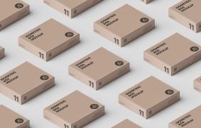 Box Grid Mockup