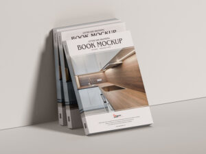 Branding Book Free Mockup