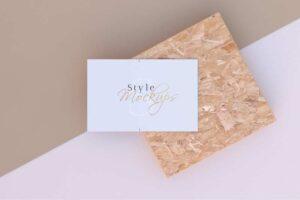 Business Card Kit Free Mockup