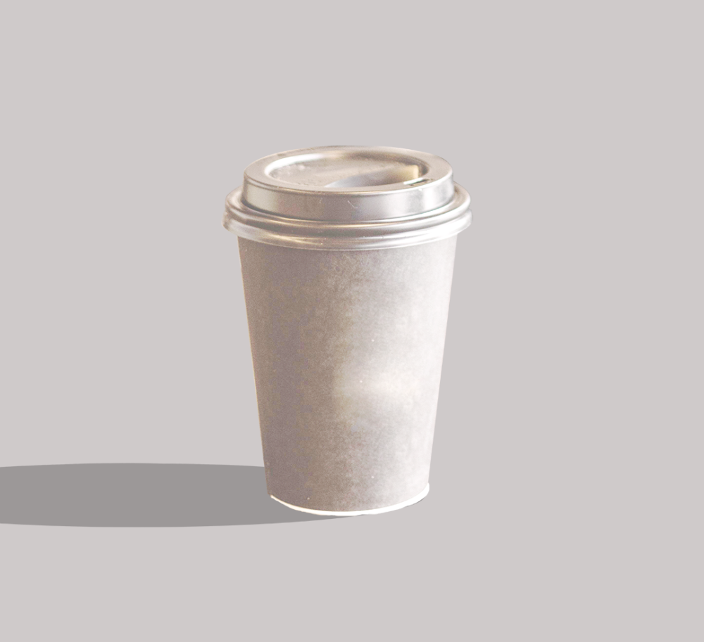 Creative Paper Cup Free Mockup