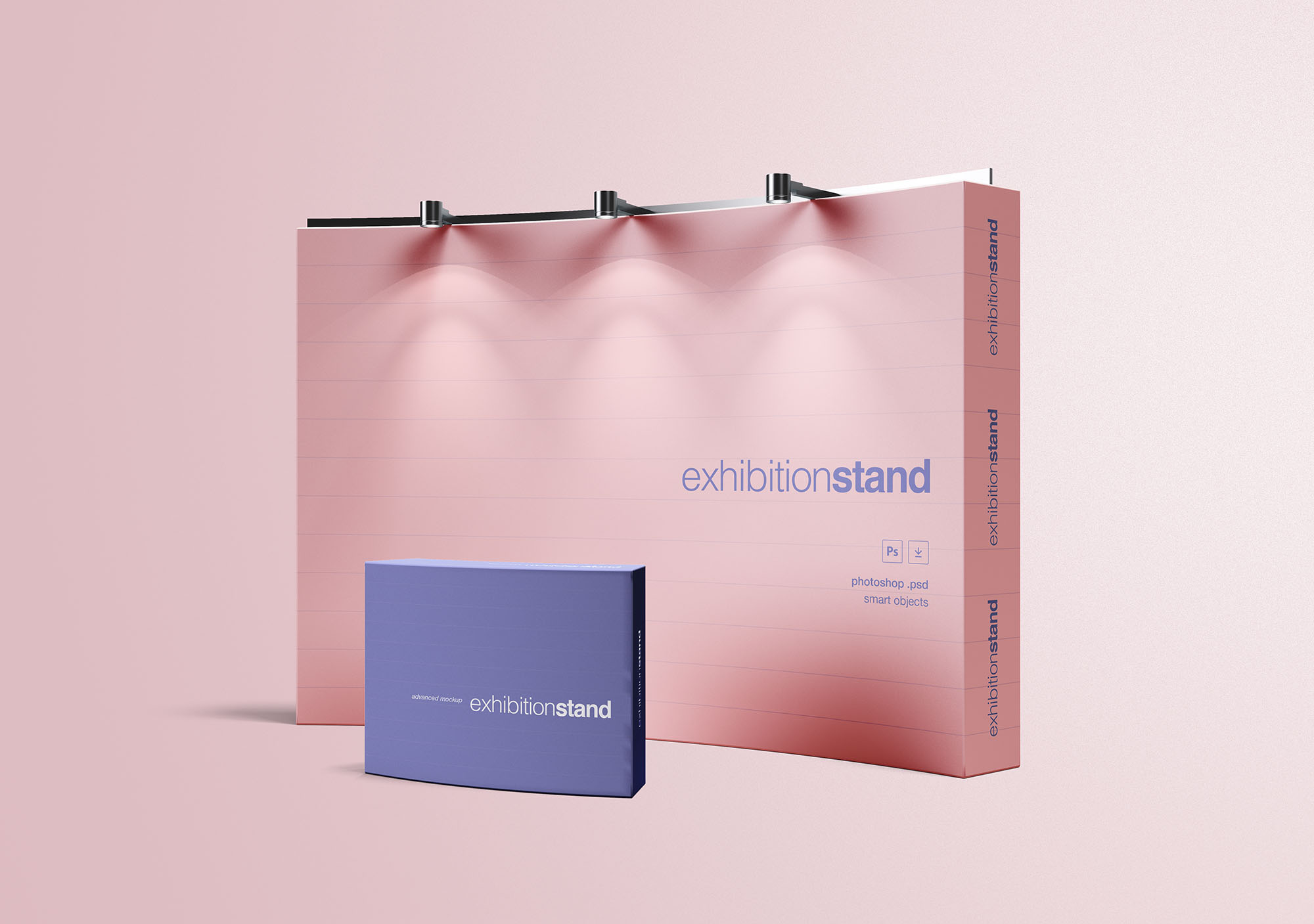Exhibition Stand Free Mockup