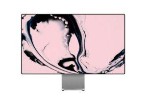 Free Display Screen Mockup