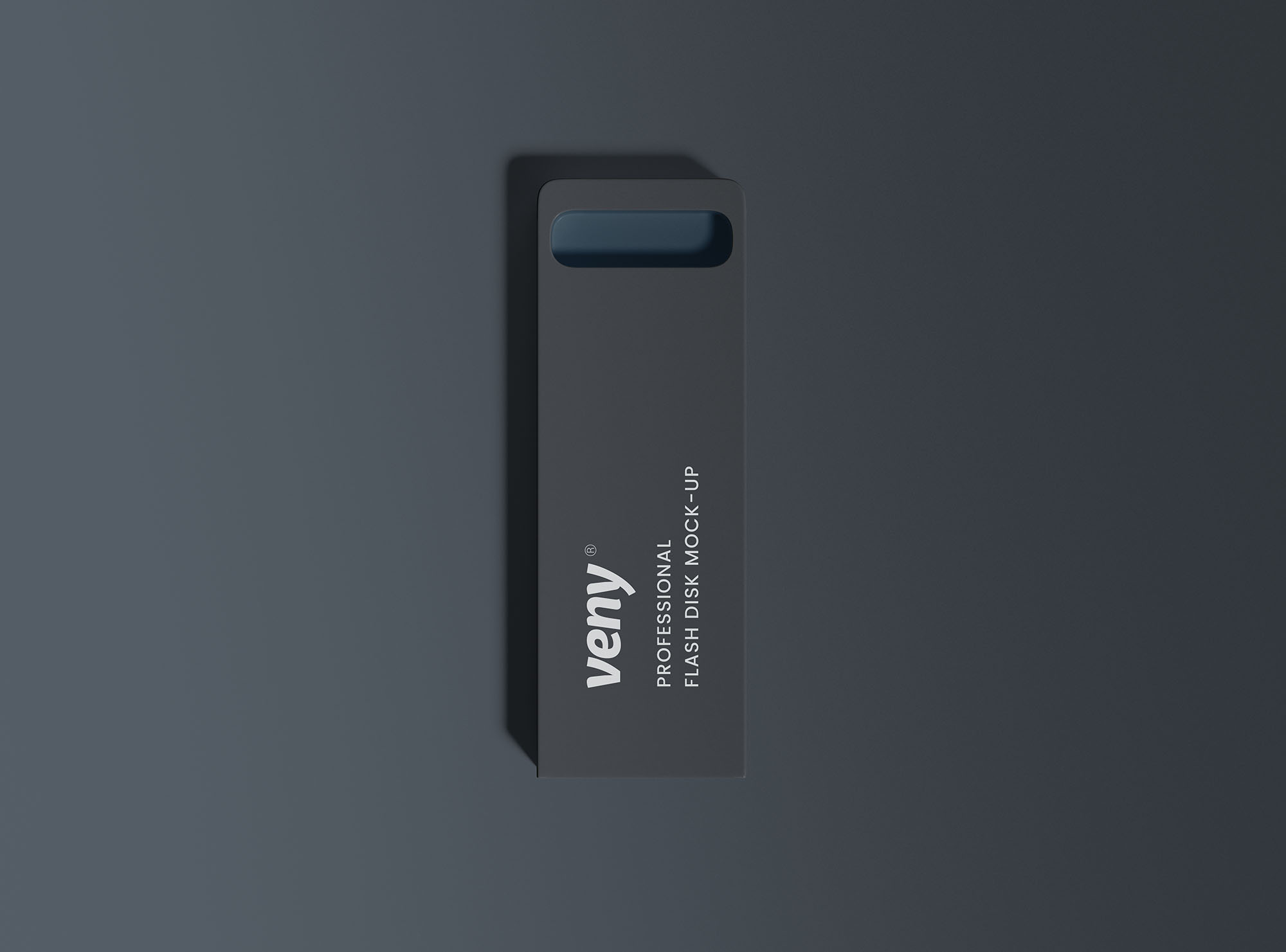Free Flash Disk Mockup (PSD)