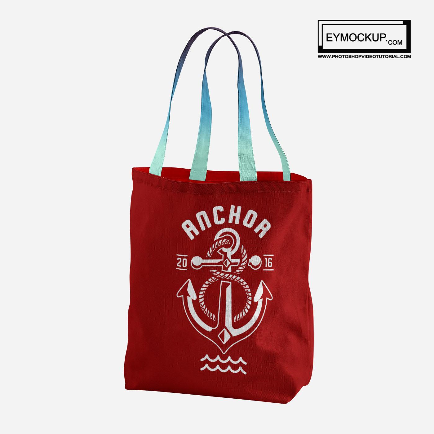 Free Tote Bag Mockup