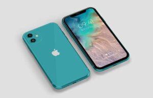 Free iPhone 11 Mockup (PSD)