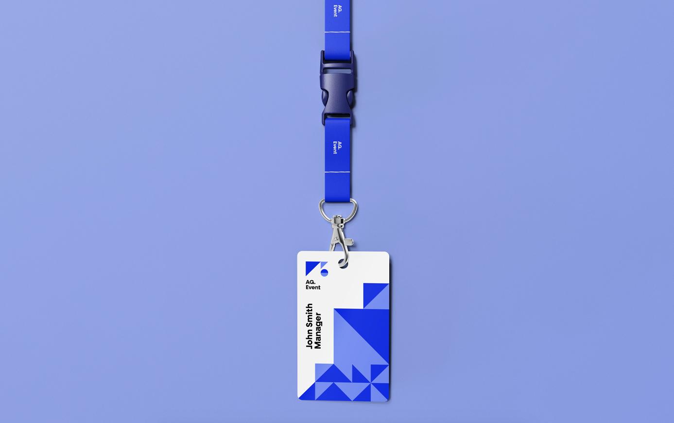 ID Card Free Mockup (PSD)