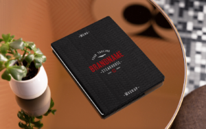 Restaurant Menu Cover Free Mockup