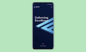 Samsung S20 Free Minimal Mockup