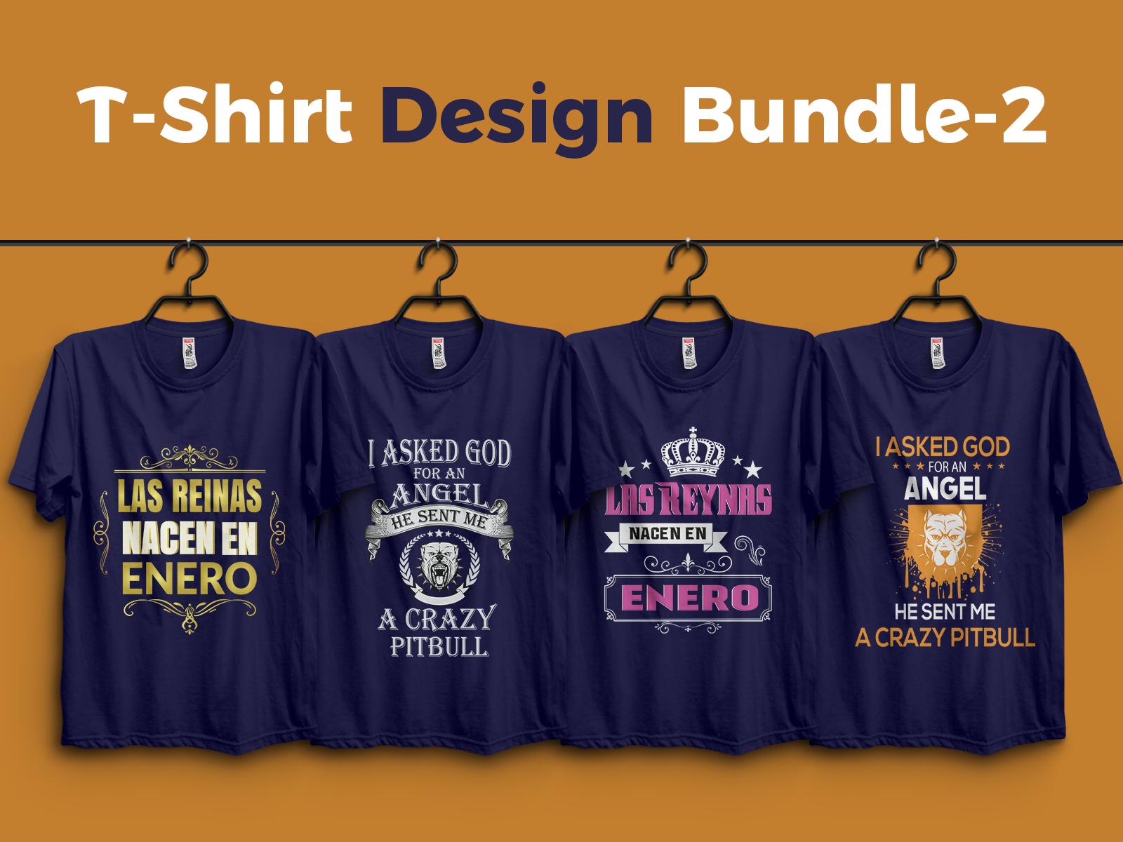 T-Shirt Bundle Freebie Mockups