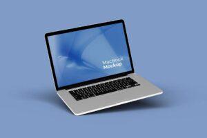 Free Macbook Pro Mockup