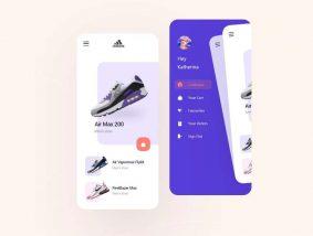Free Osita eCommerce APP UI Kit