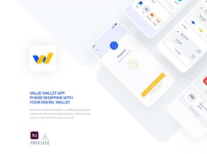 Free ValueWallet Online Payment UI Kit