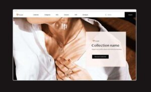 Jewellery Free Website XD Template With Wireframes