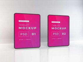 Free Simple iPad Mockup