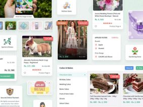 Free eCommerce UI Kit Components