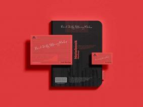 Free Brand Identity Stationery Mockup