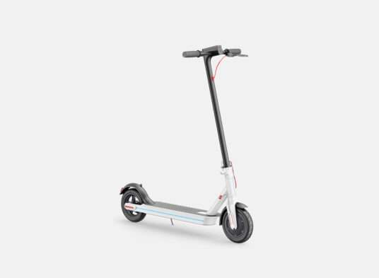 Free Electric Scooter Mockup