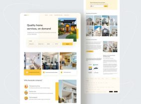 Free Real Estate Investment Landing Page