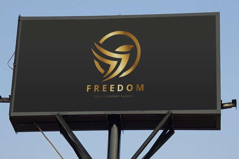 Free Billboard Mockup Template