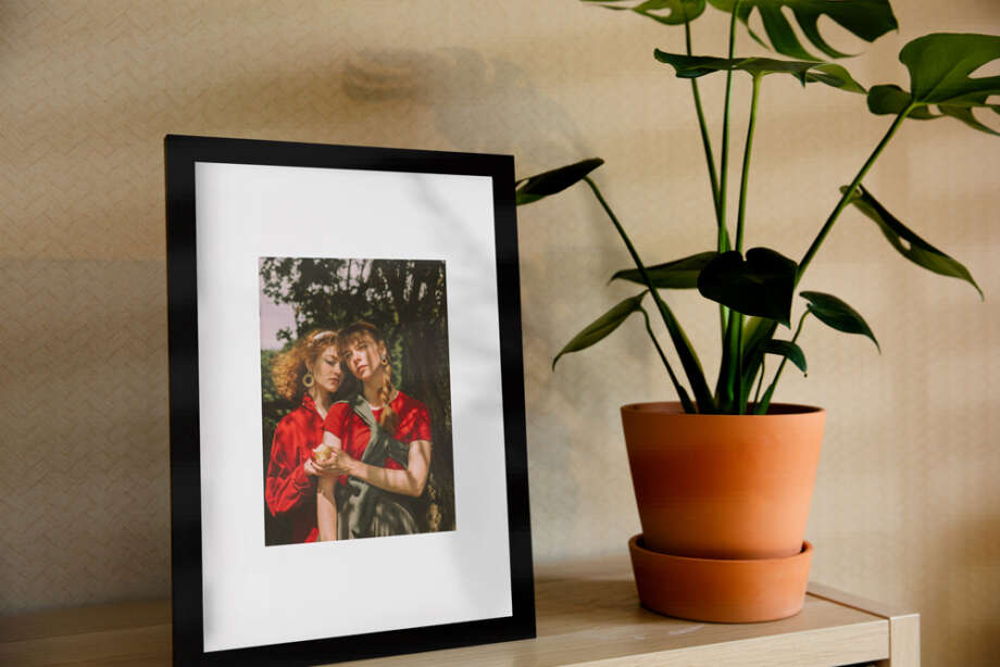 Picture Frame Free Mockup