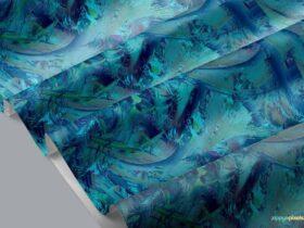 Free Fabric Mockup PSD