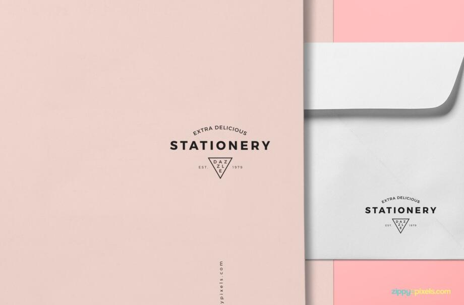 Free Brand Identity Mockup PSD Template