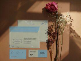 Free Envelope & Stationery Mockup PSD Template