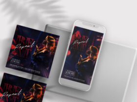 Free Friday Club House Instagram Banners (PSD)